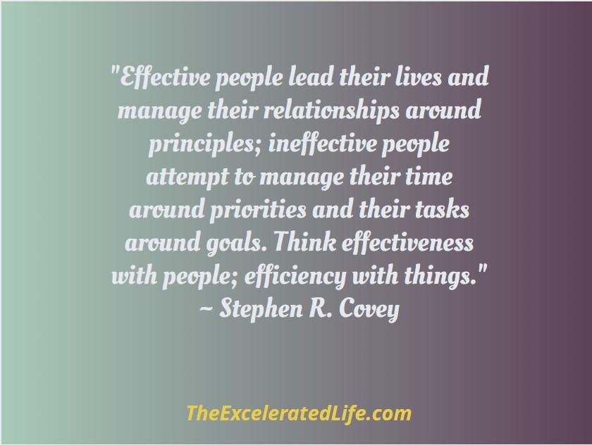 improve efficiency and effectiveness