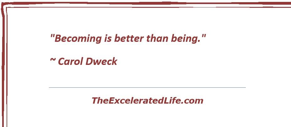 fixed mindset or growth mindset