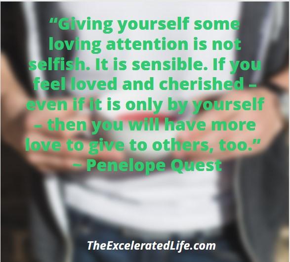 becoming selfful