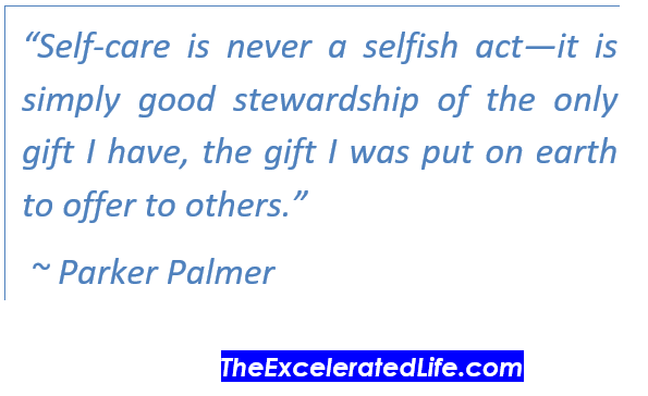 start self-care